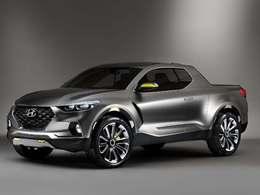 Hyundai : le succès du concept Santa Cruz aux US bouscule les plans de la marque