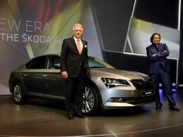 Skoda dépasse le million de ventes en 2014