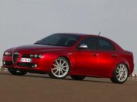Alfa Romeo 159 : la remise est dans la reprise