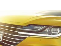 Salon de Genève 2017 : le coupé Volkswagen Arteon s'annonce