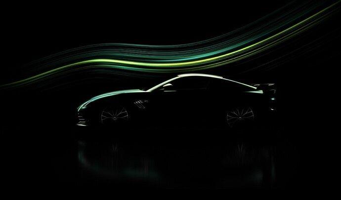 """Aston Martin annonce une """"nouvelle"""" Vantage"""