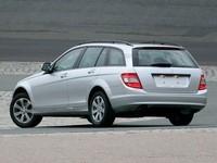 Future Mercedes Classe C Station Wagon pour Francfort