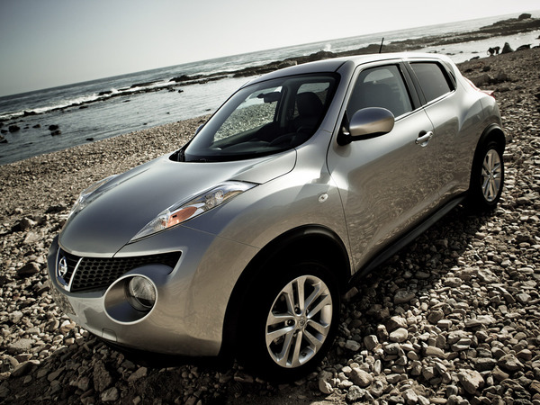 Le Nissan Juke part fort ... au Japon