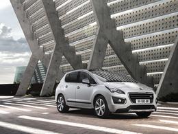 Baisse des émissions CO2 pour les Hybrid4 de Peugeot