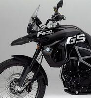 BMW: la gamme Triple Black s'étend à la F 800 GS
