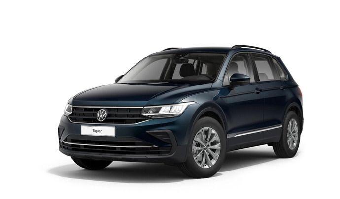 Nouvelles finitions pour le Volkswagen Tiguan, qui voit son prix d'entrée baisser