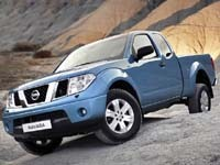 nissan navara king cab utilitaire de l 39 ann e. Black Bedroom Furniture Sets. Home Design Ideas