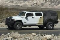 Futur Hummer H3T / SUT : en test