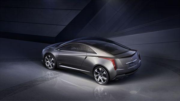 Détroit 2009 : Cadillac Converj Concept