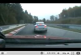 Réveil Auto - Nissan GT-R vs Porsche 911 GT3 RS au Nürburgring : l'éternel combat