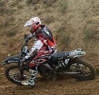 Motocross : Championnat Elite, Nicolas Aubin gagne la première manche à Iffendic