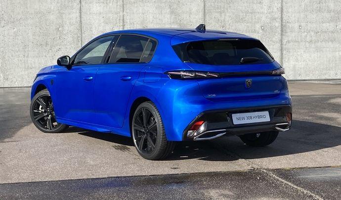 Nouvelle Peugeot 308 : pas de GTI, et pas plus de PSE