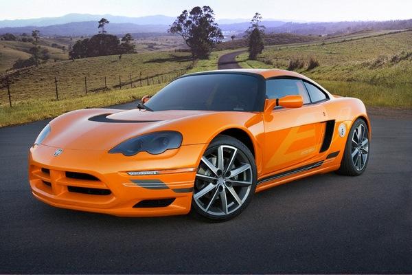 Détroit 2009 : Dodge Circuit EV, l'Europa américaine s'électrifie