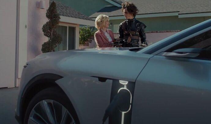 Route de nuit - Cadillac aux mains d'argent