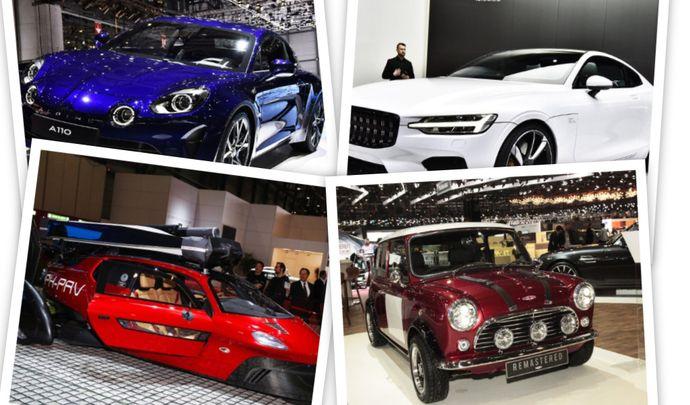 Vidéo - Voiture volante, Jeep Wrangler, Polestar1... les voitures de rêve du salon de Genève 2018