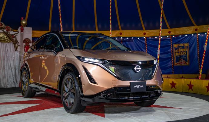 Nissan Ariya: le bon timing - Salon Caradisiac Electrique/hybride 2021