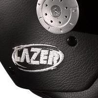 Casque Lazer Dragon: Le Jet qui touche son cuir