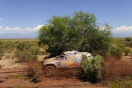 Dakar 2009 Etape 8 : Sainz consolide