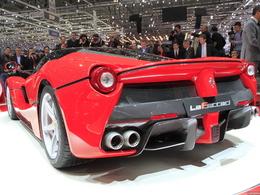 Ferrari rappelle les LaFerrari pour un risque d'incendie