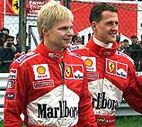 F1: Mika Salo, le gaffeur