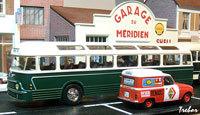 Miniature : 1/43ème - CHAUSSON Autobus APH 2.52