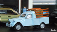 Miniature : 1/43ème - CITROËN 2cv AK350 pick-up