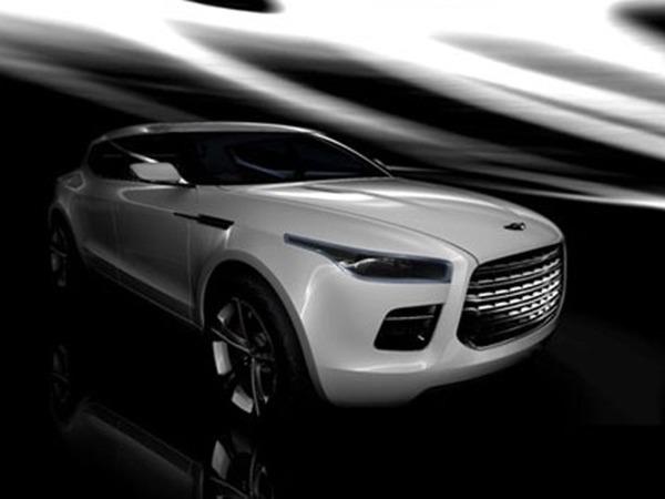 Aston Martin: le projet de SUV toujours d'actualité
