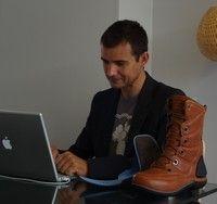 Interview exclusive du créateur de la marque de bottes Vitesse: John Mollanger .