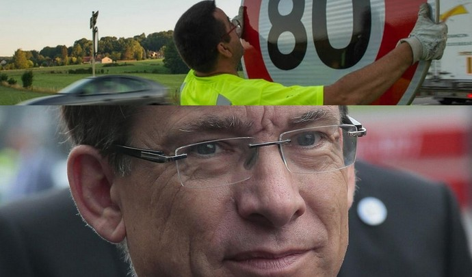 80 km/h : « je ne comprends pas la polémique ! », assure Emmanuel Barbe (interview audio)