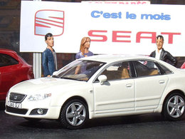 Miniature : 1/43ème - SEAT Exeo
