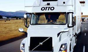 Voiture autonome: Alphabet Google accuse Uber Otto de vol