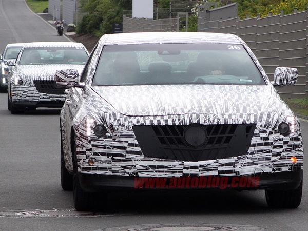 La future Cadillac CTS surprise