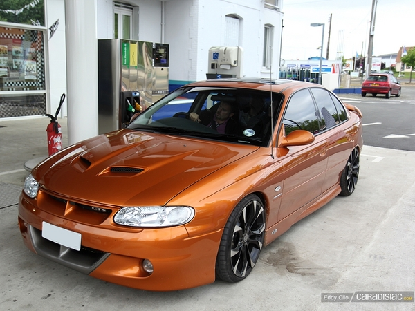Photos du jour : Holden Commodore GTS