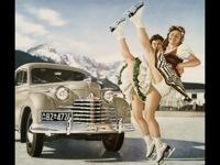 Oldies Opel : l'hiver