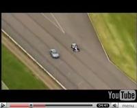 La vidéo du jour : F1 VS M5