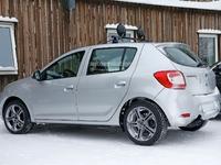 Dacia Sandero RS : un 2,0l atmosphérique au programme