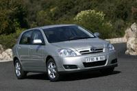 Nouvelle gamme Corolla en 2006