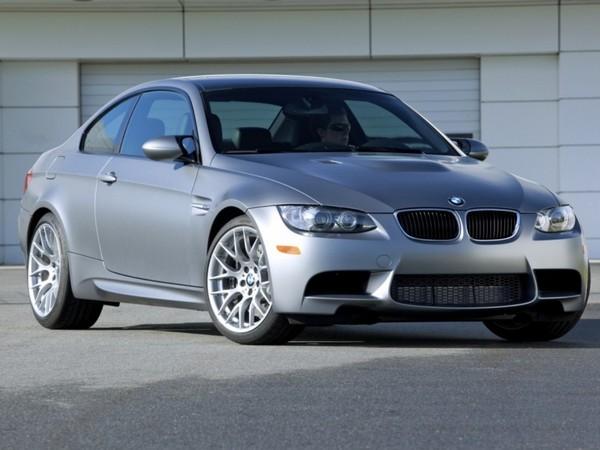 BMW M3 Frozen Gray édition limitée ... aux USA