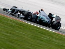 Mercedes GP croit toujours en Schumacher
