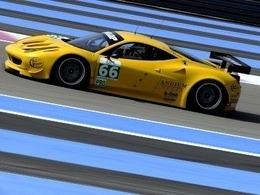 Le Mans : JMW vise la victoire en GTE Pro