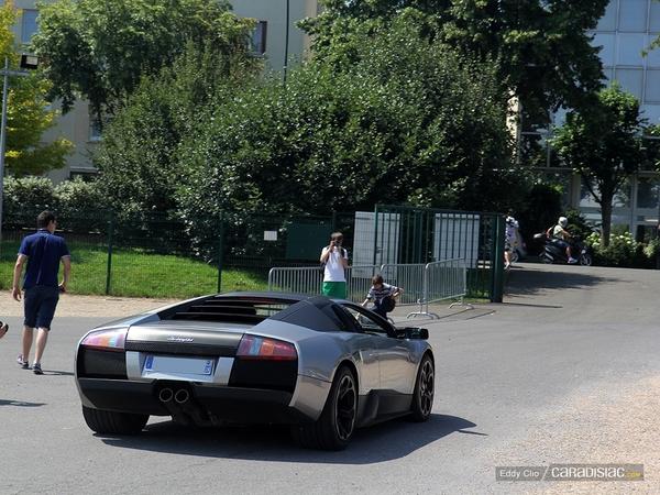 Photos du jour : Lamborghini Murcielago (Cars & Coffee Paris)