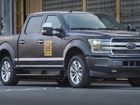 Ford F-150 électrique: écolo et hyper costaud