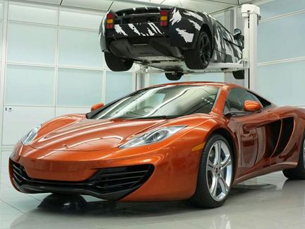 McLaren en France, c'est Neubaueur au Nord, MonacoLuxury au Sud
