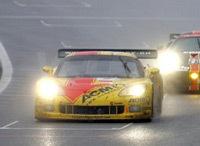 24h de Spa: imprévue Corvette