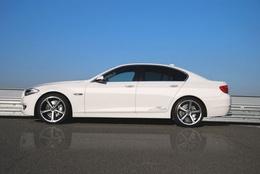 Nouvelle BMW Serie 5 : des jantes AC Schnitzer pour commencer