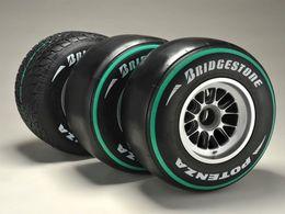F1 : Bridgestone fait le choix du spectacle !