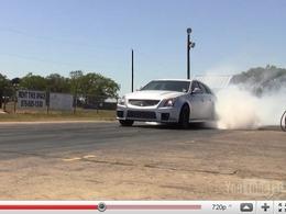 Cadillac CTS-V Sport Wagon Hennessey V650 : pour ne jamais être en retard à la sortie de l'école