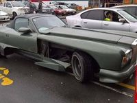 Il tente de transformer sa Mazda MX-5 en Rolls-Royce
