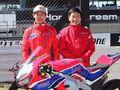 EWC, 8 heures de Suzuka: le Honda HRC affiche la couleur