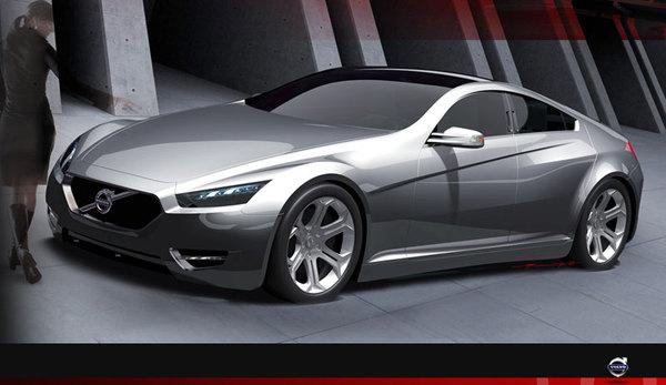 Design : Volvo SC90 Concept, la Rapide du Nord